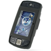 Aluminum Metal Case for Sidekick LX (Black)