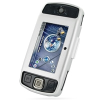 Aluminum Metal Case for Sidekick LX (Silver)