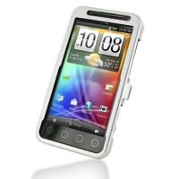 10% OFF + FREE SHIPPING, Buy Best PDair Quality Protective Sprint HTC EVO 3D Aluminum Metal Case (Silver) online. You also can go to the customizer to create your own stylish leather case if looking for additional colors, patterns and types.