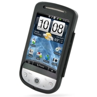 Aluminum Metal Case for Sprint HTC Hero (Black)