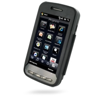 Aluminum Metal Case for T-Mobile HTC Touch Pro2 (Black)