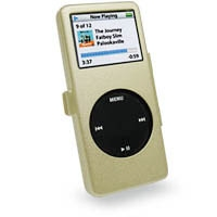 iPod nano Aluminum Metal Case with Neck Strap (Gold) PDair Premium Hadmade Genuine Leather Protective Case Sleeve Wallet