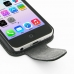 iPhone 5c Flip Cover genuine leather case by PDair