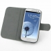 Samsung Galaxy S3 Leather Flip Cover Case top quality leather case by PDair