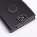 Sony Xperia C Leather Flip Cover Case best cellphone case by PDair