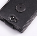Sony Xperia C Leather Flip Top Cover offers worldwide free shipping by PDair