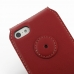 iPhone 5c Flip Cover (Red) protective carrying case by PDair