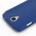 Samsung Galaxy S4 Casual Folio Cover Case (Navy Blue) handmade leather case by PDair