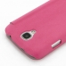 Samsung Galaxy S4 Casual Folio Cover Case (Petal Pink) handmade leather case by PDair