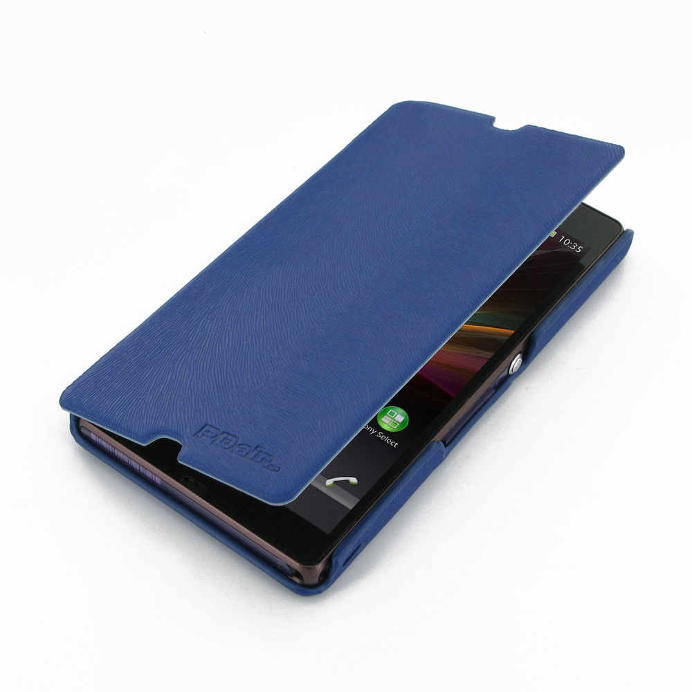 10% OFF + FREE SHIPPING, Buy Best PDair Top Quality Protective Sony Xperia Z Casual Folio Cover Case (Navy Blue) online. You also can go to the customizer to create your own stylish leather case if looking for additional colors, patterns and types.