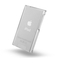 Crystal Hard Cover for Apple iPod nano 8th / iPod nano 7th Generation (Transparent)
