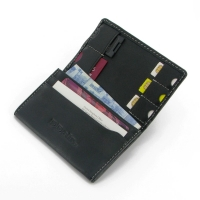 Custom SD/SIM Carrying Leather Card Wallet