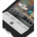 HTC Hero Luxury Silicone Soft Case (Black) genuine leather case by PDair