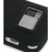 Nokia N97 Luxury Silicone Soft Case (Black) protective carrying case by PDair