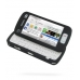 Nokia N97 Luxury Silicone Soft Case (Black) top quality leather case by PDair