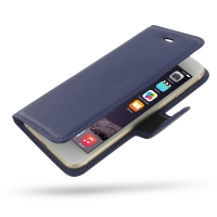 10% OFF + FREE SHIPPING, Buy Best PDair Quality Handmade Protective iPhone 6 | iPhone 6s Genuine Leather Flip Carry Cover (Purple) online. Pouch Sleeve Wallet You also can go to the customizer to create your own stylish leather case if looking for additio