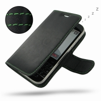 10% OFF + FREE SHIPPING, Buy PDair Quality Handmade Protective BlackBerry Classic Genuine Leather Flip Carry Cover (Green Stitch). Pouch Sleeve Holster Wallet You also can go to the customizer to create your own stylish leather case if looking for additio