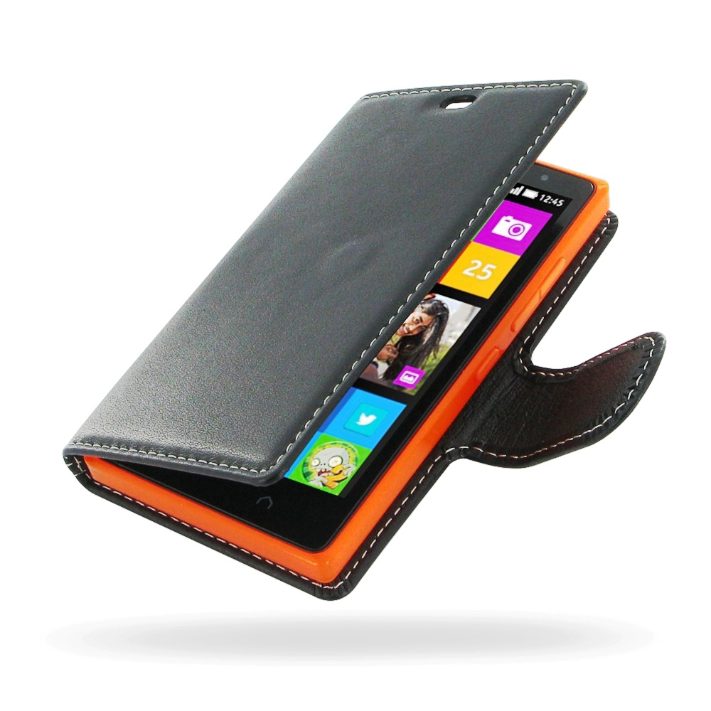 Nokia X2 Dual Leather Flip Carry Cover Pdair Sleeve Pouch Holster Sim 10 Off Free Shipping Buy Best Top Quality Handmade Protective