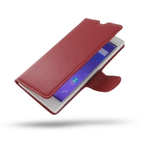 10% OFF + FREE SHIPPING, Buy Best PDair Top Quality Handmade Protective Sony Xperia T3 Leather Flip Carry Cover (Red) online. Pouch Sleeve Holster Wallet You also can go to the customizer to create your own stylish leather case if looking for additional c