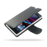 10% OFF + FREE SHIPPING, Buy Best PDair Top Quality Handmade Protective Sony Xperia Z1 Compact Leather Flip Carry Cover. Pouch Sleeve Holster Wallet You also can go to the customizer to create your own stylish leather case if looking for additional colors