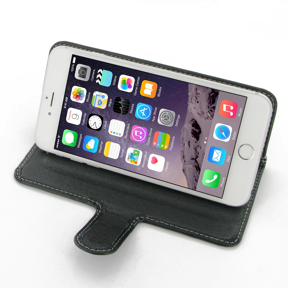 10% OFF + FREE SHIPPING, Buy Best PDair Quality Handmade Protective iPhone 6 Plus | iPhone 6s Plus Genuine Leather Smart Flip Cover online. Pouch Sleeve Wallet You also can go to the customizer to create your own stylish leather case if looking for additi