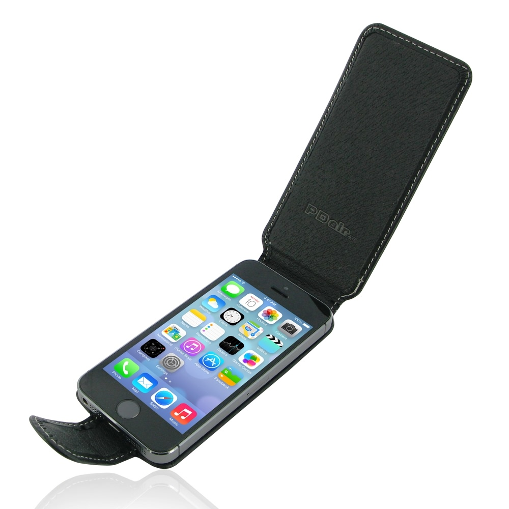 10% OFF + FREE SHIPPING, Buy Best PDair Quality Handmade Protective iPhone 5 | iPhone 5s Genuine Leather Flip Carry case online. Pouch Sleeve Holster Wallet You also can go to the customizer to create your own stylish leather case if looking for additiona