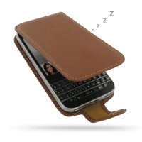 10% OFF + FREE SHIPPING, Buy Best PDair Quality Handmade Protective BlackBerry Classic Genuine Leather Flip Carry Case (Brown). Pouch Sleeve Holster Wallet You also can go to the customizer to create your own stylish leather case if looking for additional