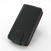Deluxe Leather Flip Case for HTC Desire 310