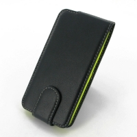 Deluxe Leather Flip Case for Nokia Lumia 630 635