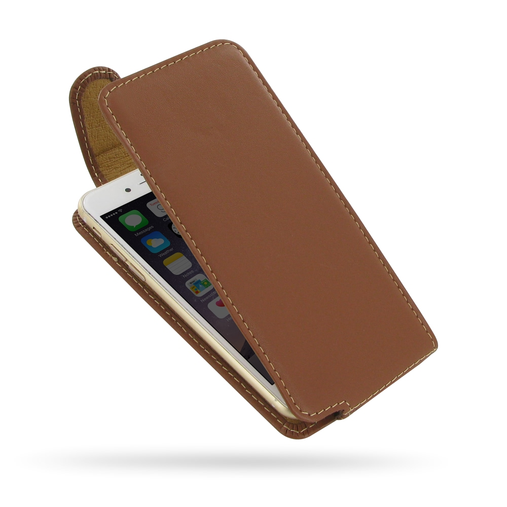 10% OFF + FREE SHIPPING, Buy Best PDair Quality Handmade Protective iPhone 6 | iPhone 6s Genuine Leather Flip Top Carry Case (Brown) online. You also can go to the customizer to create your own stylish leather case if looking for additional colors, patter