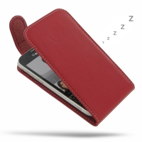 10% OFF + FREE SHIPPING, Buy Best PDair Quality Handmade Protective BlackBerry Classic Genuine Leather Flip Top Carry Case (Red). Pouch Sleeve Holster Wallet You also can go to the customizer to create your own stylish leather case if looking for addition