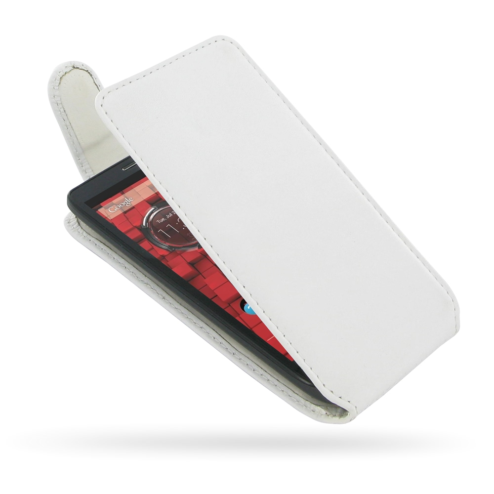10% OFF + FREE SHIPPING, Buy PDair Top Quality Handmade Protective Motorola Droid Maxx Leather Flip Top Carry Case (White) online. Pouch Sleeve Holster Wallet You also can go to the customizer to create your own stylish leather case if looking for additio