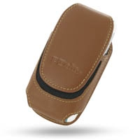 10% OFF + FREE SHIPPING, Buy PDair Top Quality Handmade Protective Motorola E680 E680i Sleeve Leather Pouch Case (Large/Brown). Pouch Sleeve Holster Wallet You also can go to the customizer to create your own stylish leather case if looking for additional