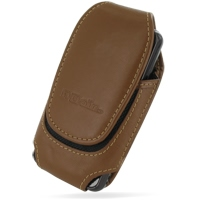 10% OFF + FREE SHIPPING, Buy PDair Top Quality Handmade Protective Samsung Behold T919 Sleeve Leather Pouch Case (Large/Brown). Pouch Sleeve Holster Wallet You also can go to the customizer to create your own stylish leather case if looking for additional