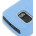 Nokia 5800 XpressMusic Luxury Silicone Soft Case (Light Blue) protective carrying case by PDair