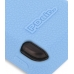 Nokia 5800 XpressMusic Luxury Silicone Soft Case (Light Blue) top quality leather case by PDair