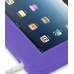 iPad 3G Luxury Silicone Soft Case (Purple) handmade leather case by PDair