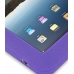 iPad 3G Luxury Silicone Soft Case (Purple) genuine leather case by PDair