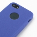 iPhone 5 5s Luxury Silicone Soft Case (Purple) protective carrying case by PDair