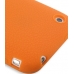 iPhone 3G 3Gs Luxury Silicone Soft Case (Orange) protective carrying case by PDair