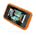 iPhone 3G 3Gs Luxury Silicone Soft Case (Orange) custom degsined carrying case by PDair