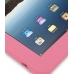 iPad 3G Luxury Silicone Soft Case (Pink) top quality leather case by PDair