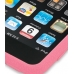 iPod Touch 3rd 2009 Luxury Silicone Soft Case (Pink) top quality leather case by PDair