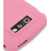 Nokia E71 Luxury Silicone Soft Case (Pink) protective carrying case by PDair