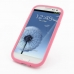 Samsung Galaxy S3 Luxury Silicone Soft Case (Pink) offers worldwide free shipping by PDair