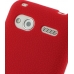HTC Radar Luxury Silicone Soft Case (Red) protective carrying case by PDair