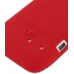HTC Radar Luxury Silicone Soft Case (Red) top quality leather case by PDair