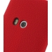 Nokia N9 Luxury Silicone Soft Case (Red) protective carrying case by PDair