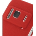 Nokia N8 Luxury Silicone Soft Case (Red) protective carrying case by PDair