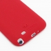 Samsung Galaxy Note 2 Luxury Silicone Soft Case (Red) handmade leather case by PDair